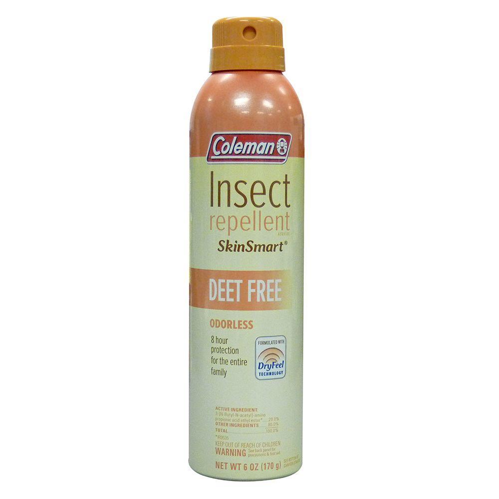 Coleman 6 oz. SkinSmart Insect Repellent aerosol