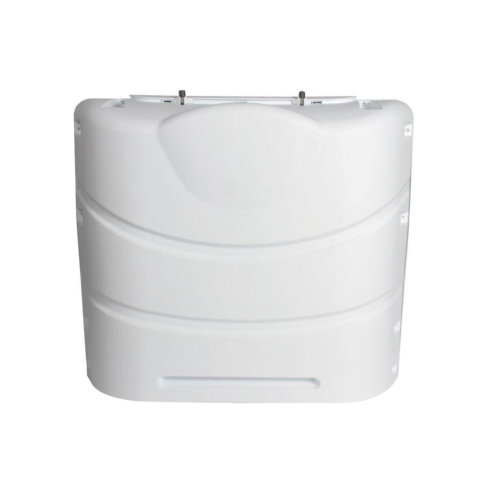 Camco Dual Propane Tank Cover 40542 The Home Depot