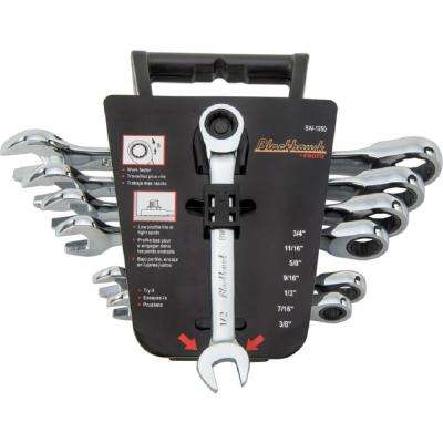 Combination Wrench Set (7-Piece)