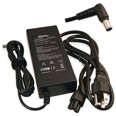 19.5-Volt 3.9 Amp 6.0 mm-4.4 mm AC Adapter for SONY PCG Series Laptops