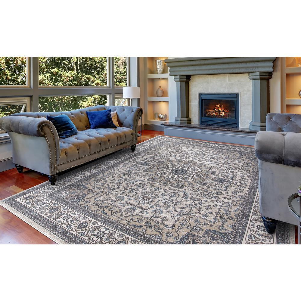 Home Decorators Collection Angora Ivory