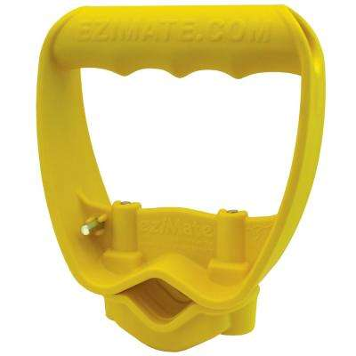 Back Saving Ergonomic Tool Grip Attachment for All Long Handled Tools