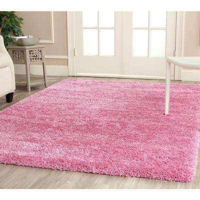 California Pink 8 Ft X 10 Area Rug