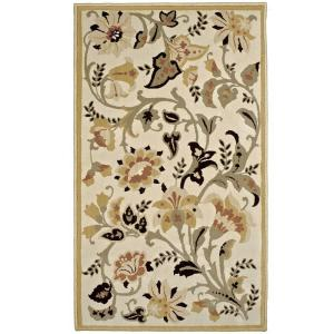 Orian Rugs Devore Sunwashed Beige 1 ft. 11 inch x 3 ft. 3 inch Accent Rug by Orian Rugs