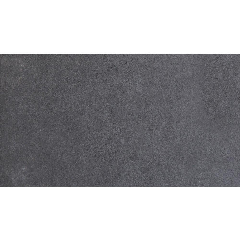 MSI Beton Graphite 12 in. x 24 in. Glazed Porcelain Floor and Wall Tile (16 sq. ft. / case)