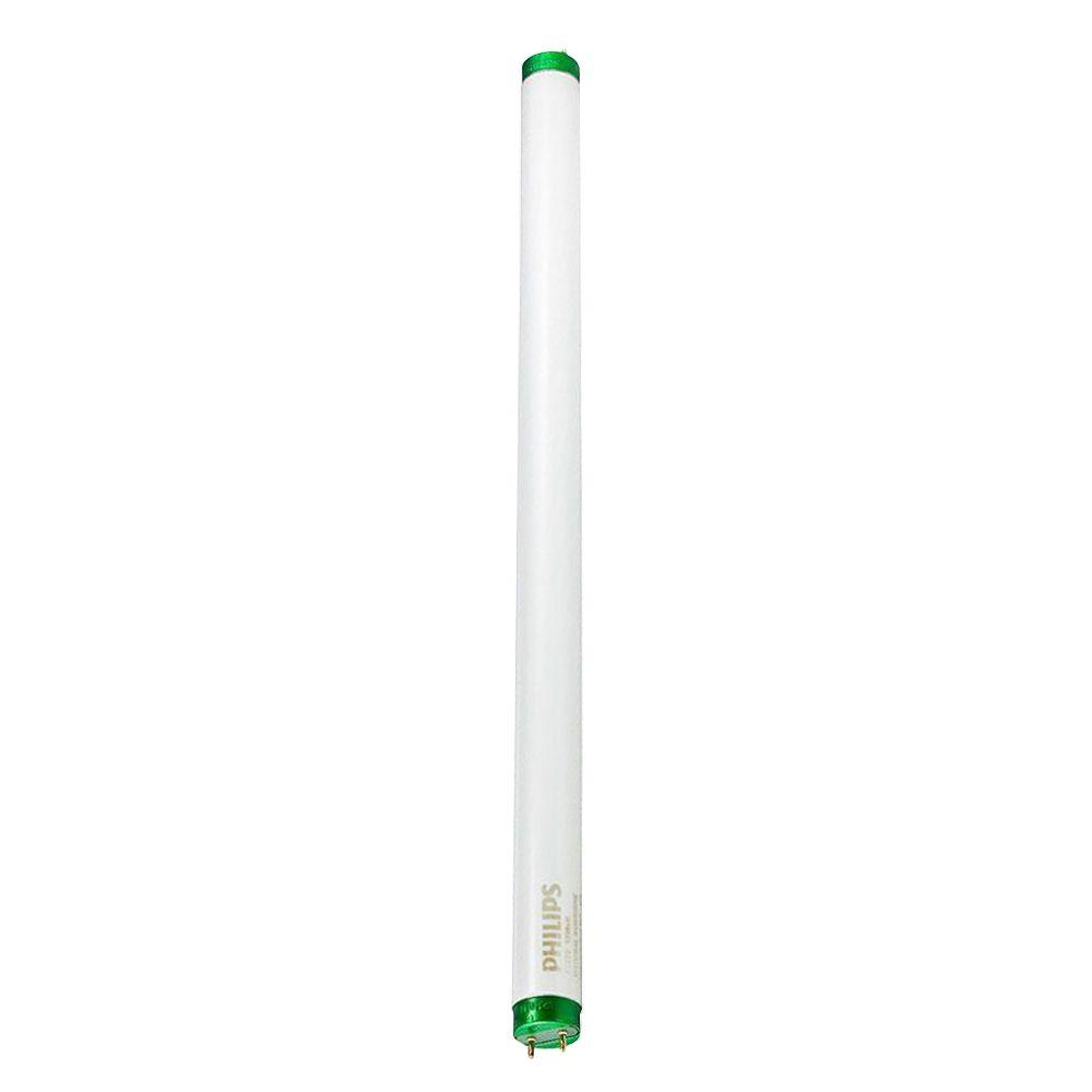 15-Watt 18 in. Linear T8 Fluorescent Light Bulb Natural Light (5000K)