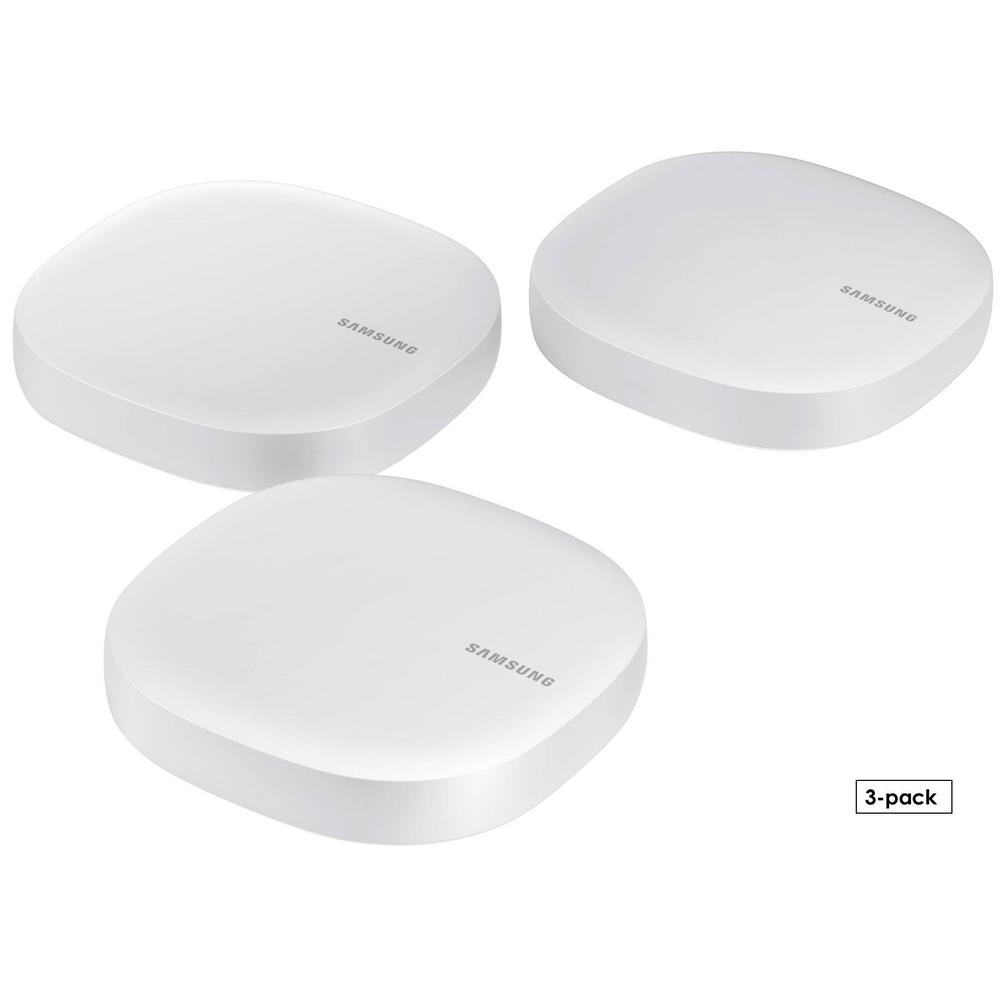 Samsung connect home wireless router with built in smartthings hub samsung connect home wireless router with built in smartthings hub white 3 greentooth Images