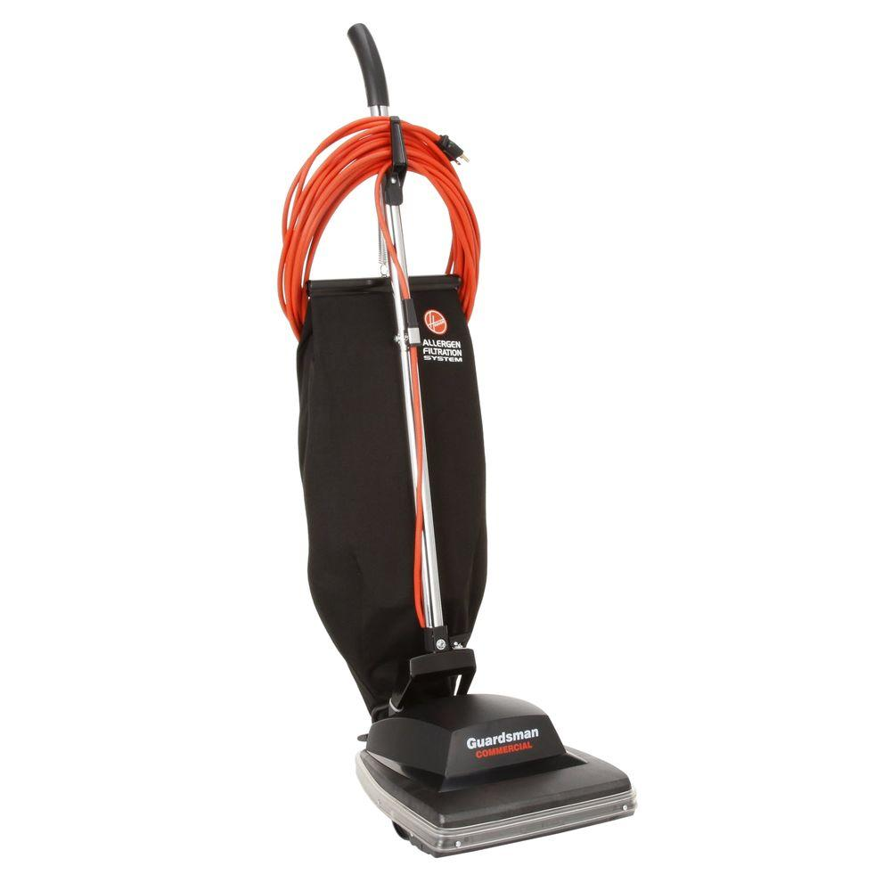 Hoover Commercial Guardsman Bagged Upright Vacuum Cleaner