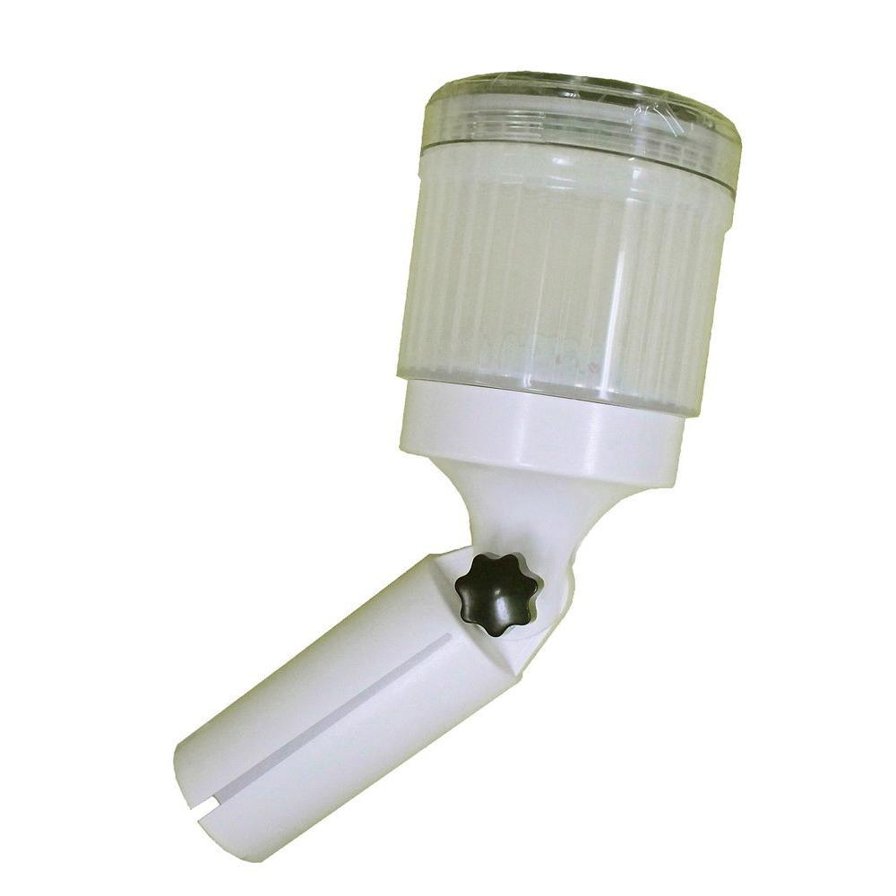 Solar Rod Holder Light