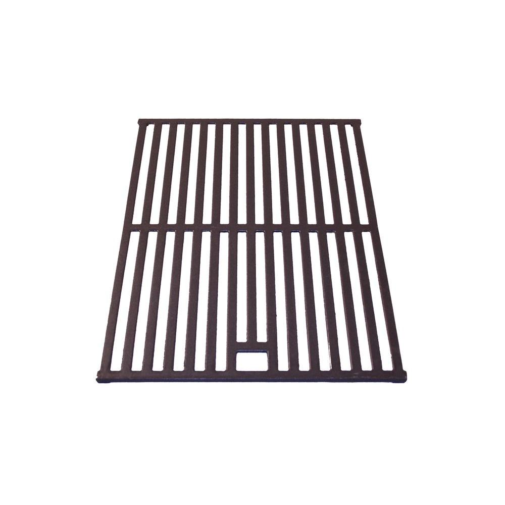 Nexgrill 17.17 in. x 12.64 in.  Cast Iron Cooking Grid with Hole