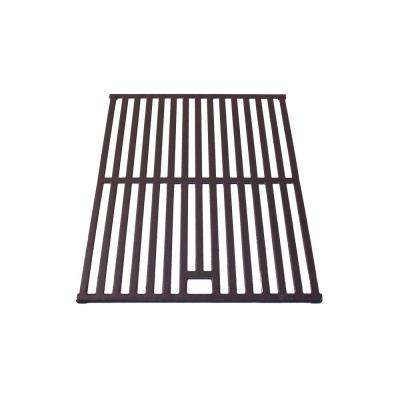 17.17 in. x 12.64 in.  Cast Iron Cooking Grid with Hole