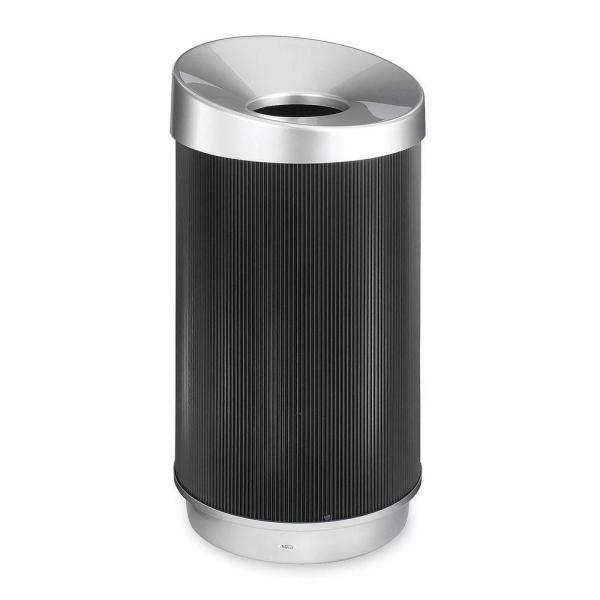 38 Gal. At-Your-Disposal Vertex Waste Receptacle Commercial Trash Can