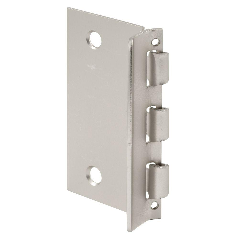 Prime-Line Satin Nickel Flip Action Door Lock  sc 1 st  The Home Depot & Prime-Line Satin Nickel Flip Action Door Lock-U 10319 - The Home Depot