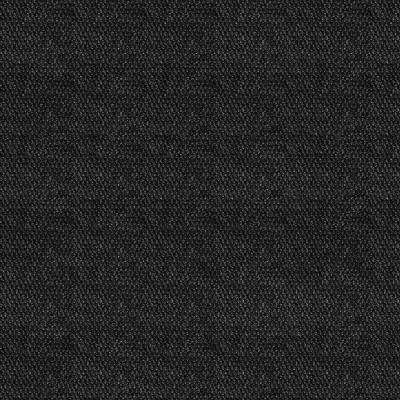 First Impressions Black Ice Hobnail Texture 24 in. x 24 in. Carpet Tile (15 Tiles/Case)