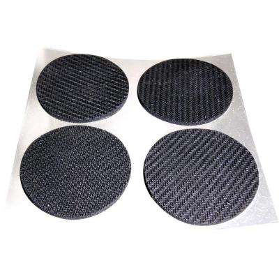 1-1/2 in. Self-Adhesive Anti-Skid Surface Pads (8-Pack)