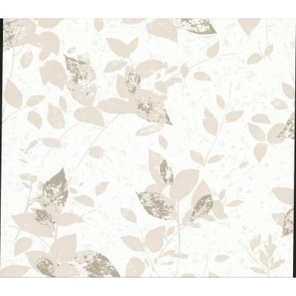 Oceane Off-White Toss Wallpaper