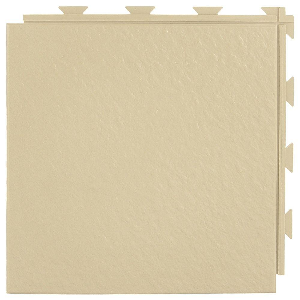 Hiddenlock Slate Top Tan 12 in. x 12 in. x 0.25