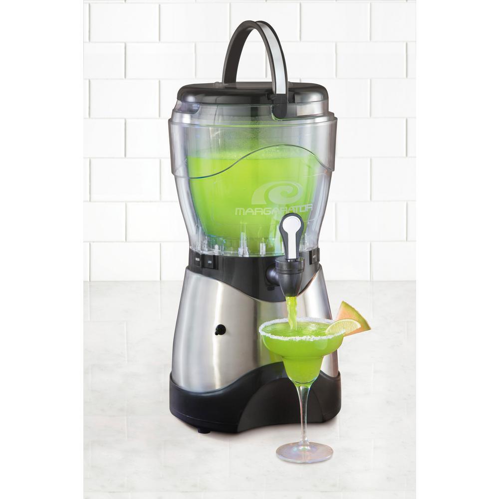 Stainless Steel 1-Gallon Margarita and Slush Machine