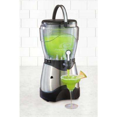 Stainless Steel 1-Gallon Margarita and Slush Machine