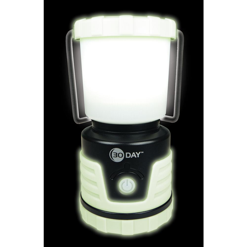 ust duro led battery powered 30 day lantern 20 pl20c3d 15 the home depot. Black Bedroom Furniture Sets. Home Design Ideas