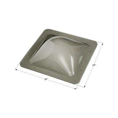 Standard RV 22 in. x 49 in. x 4 in. Skylight