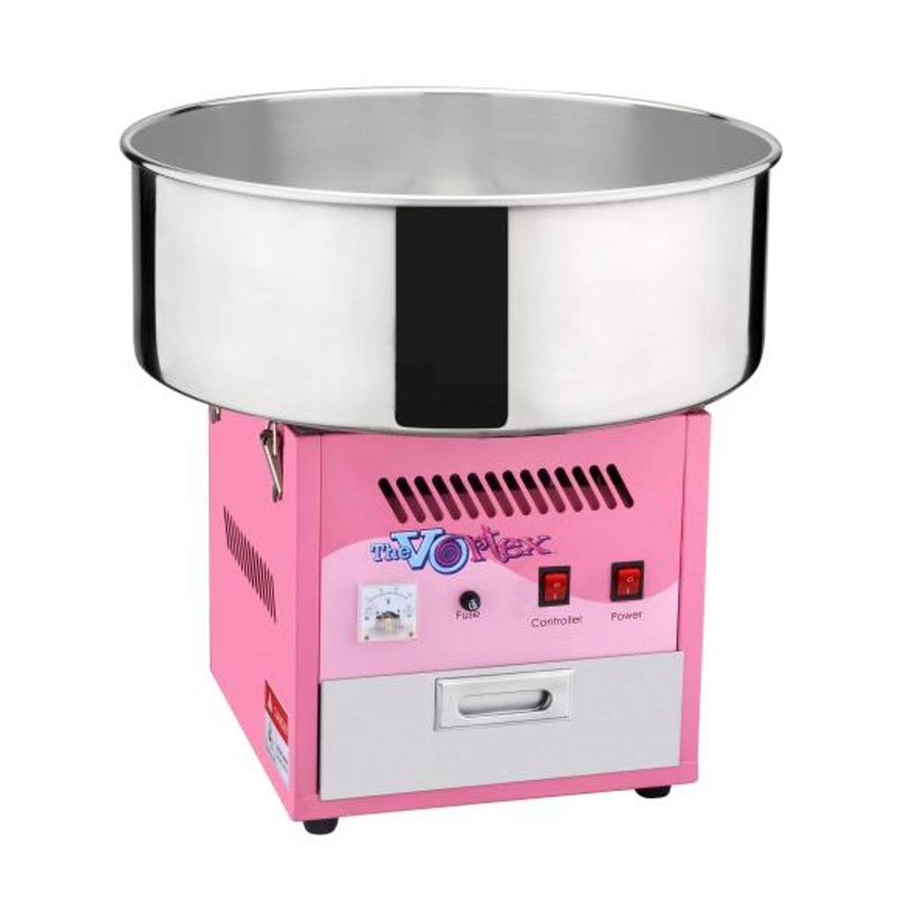 Vortex Commercial Pink Cotton Candy Machine