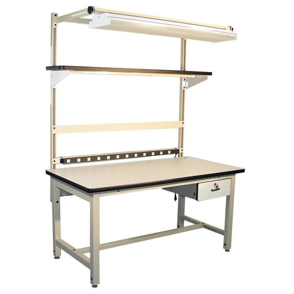 6 ft. Laminate Top Workbench