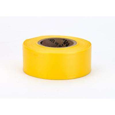 1-3/16 in. x 300 ft. Yellow Surveyor Grade ULTRA Flagging Tape (Pack of 24)