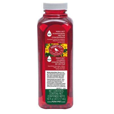 16 fl. oz. Red Hummingbird Nectar Concentrate
