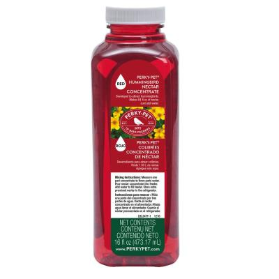 16 oz. Red Hummingbird Nectar Concentrate