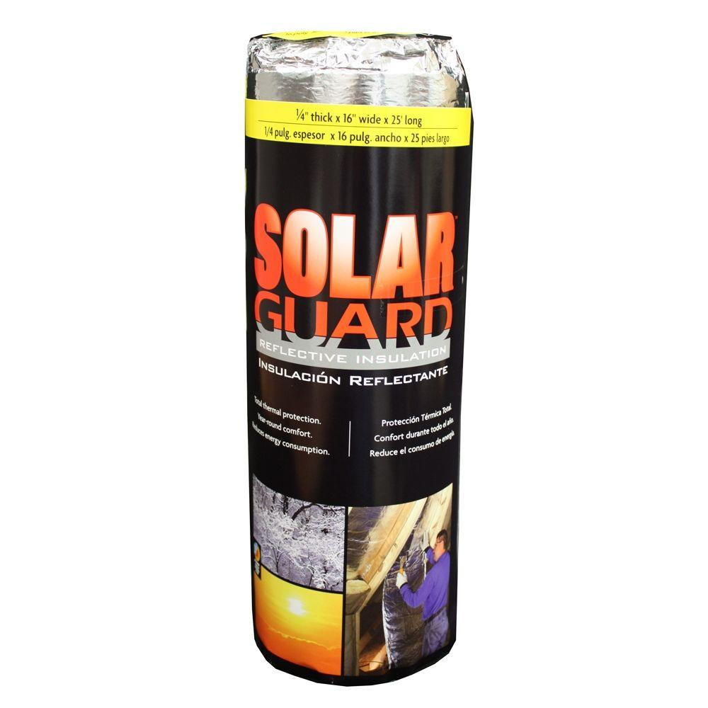 SolarGuard 16 in. x 24 ft. Reflective Radiant Barrier
