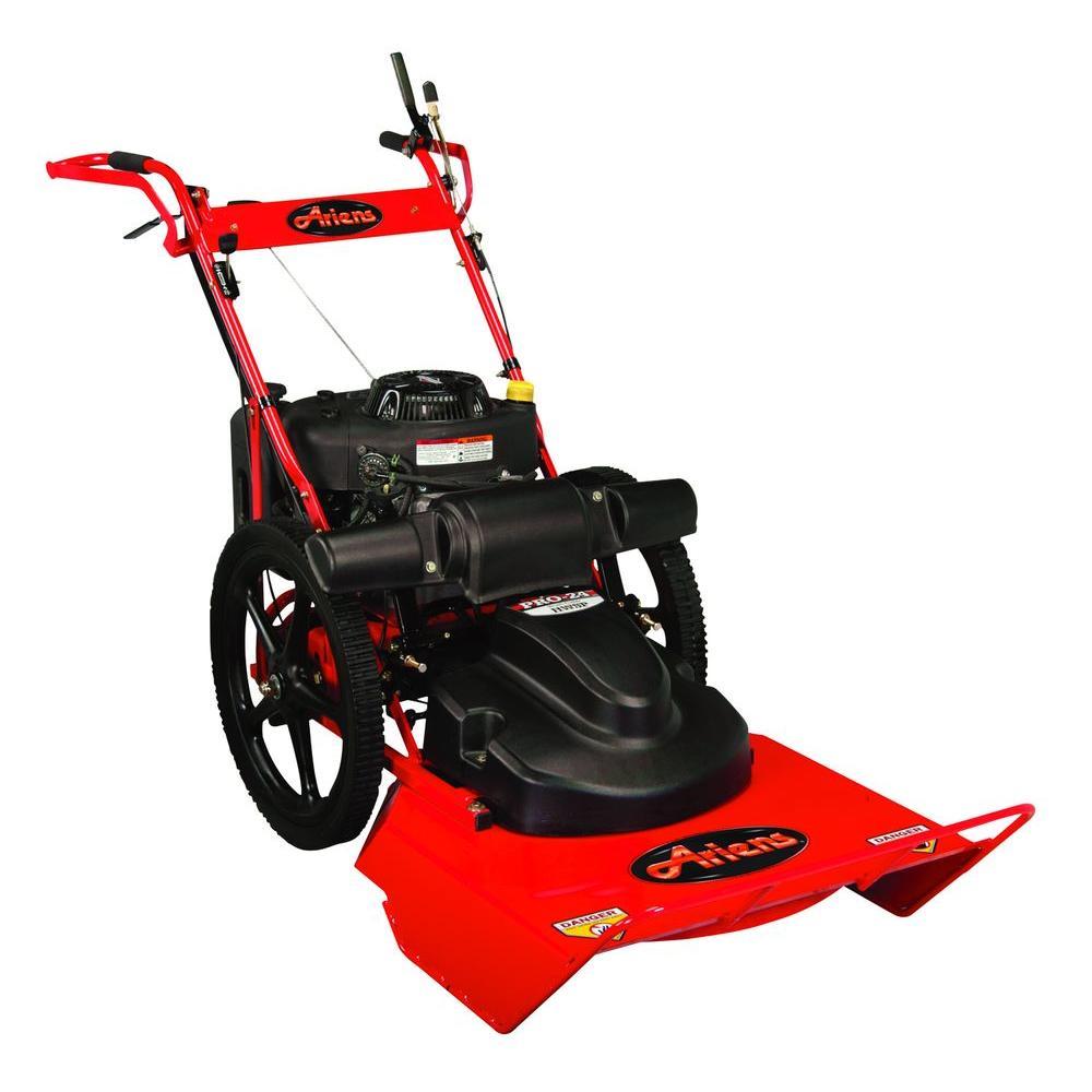 Ariens 24 in. Pro High Wheel Self-Propelled Gas Brush Cutter Mower