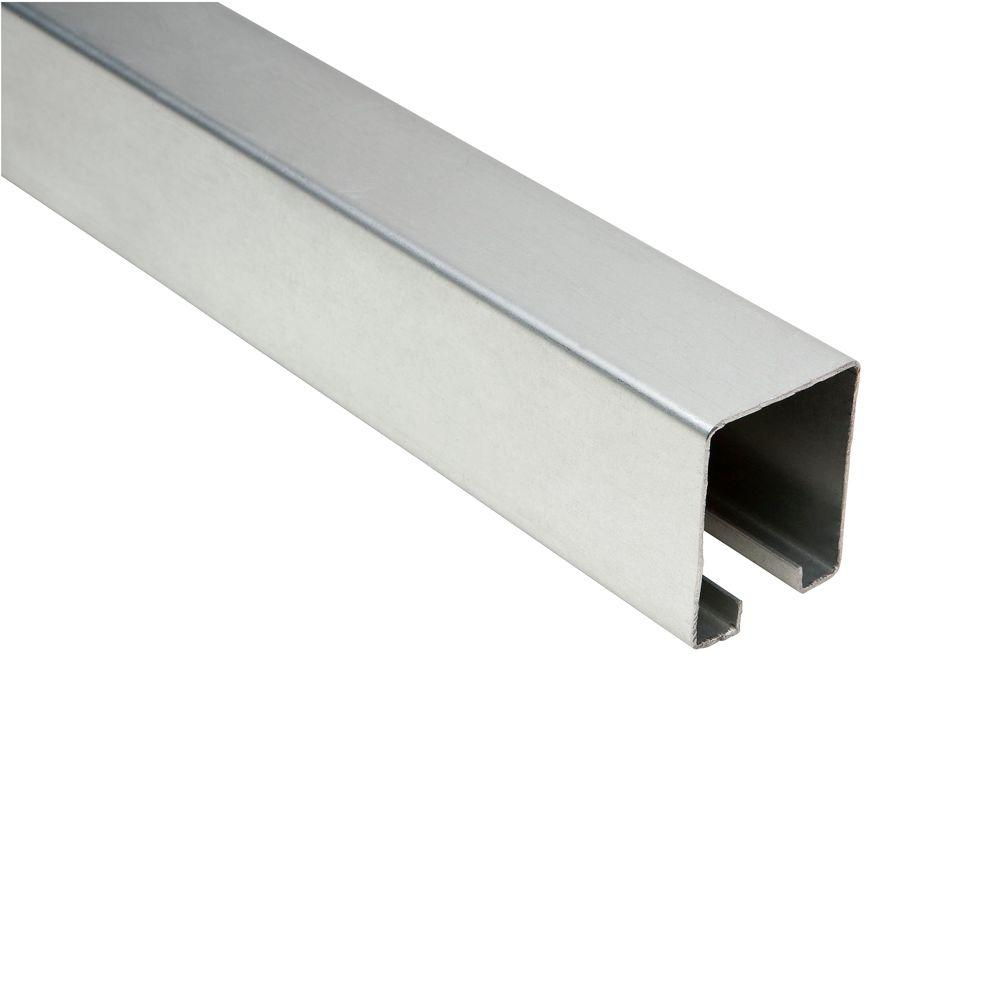 Galvanized Box Rail