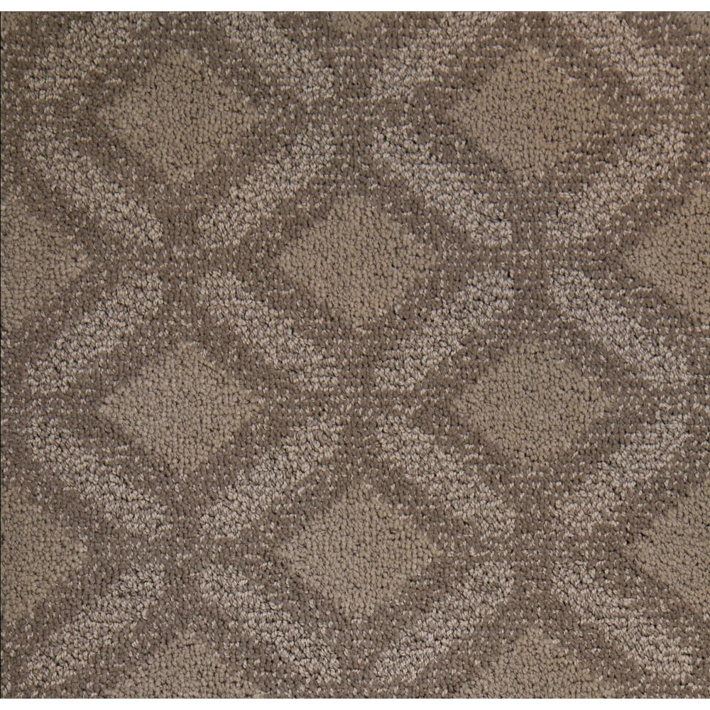 Fancy - Color Serenity Pattern 12 ft. Carpet