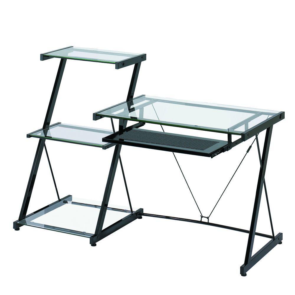 Z-Line Designs Black Bookcase