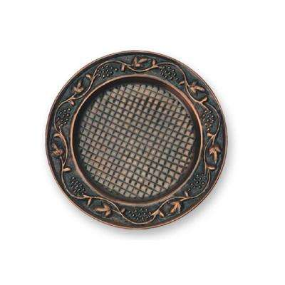 13 in. Antique Embossed Heritage Charger Plates (Set of 6)