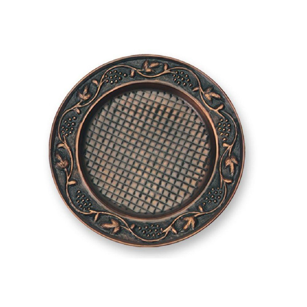 Old Dutch 13 in. Antique Embossed Heritage Charger Plates...