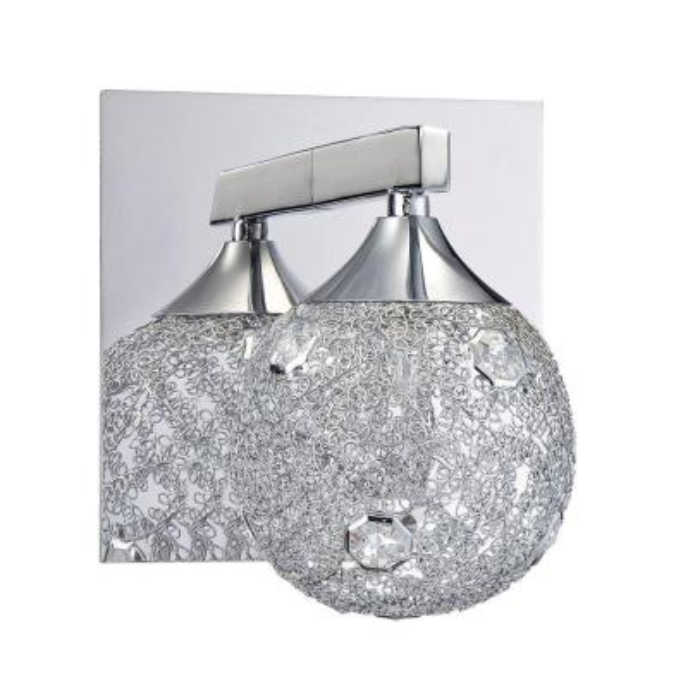 SOLARO Series Chrome Bath Light