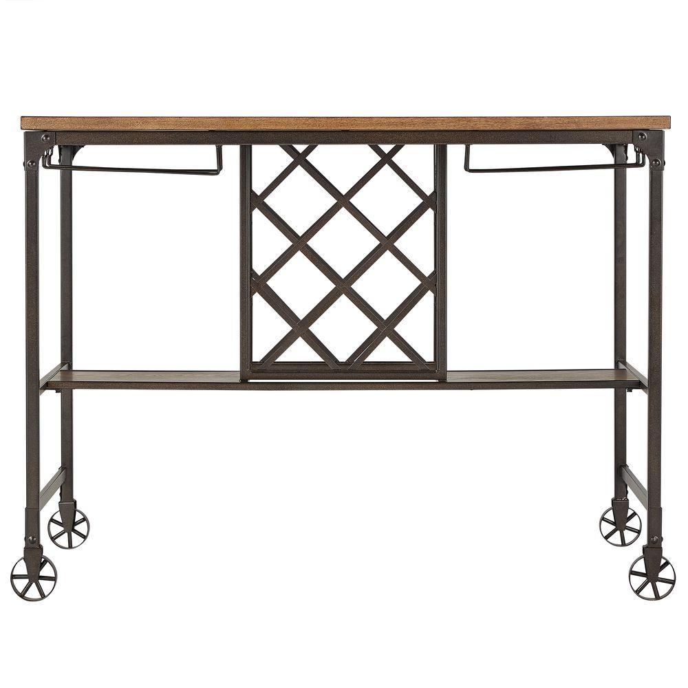 Built In Wine Rack Kitchen Dining Room Furniture