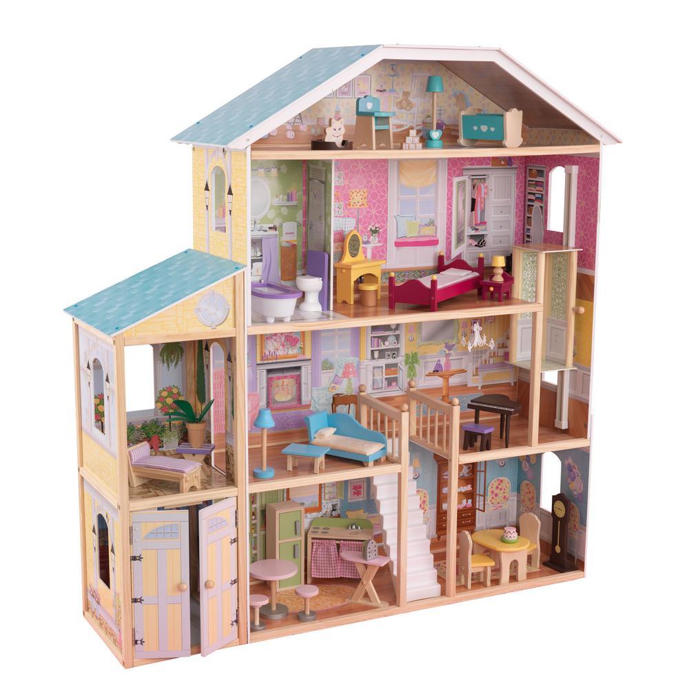 KidKraft Majestic Mansion Dollhouse Play Set