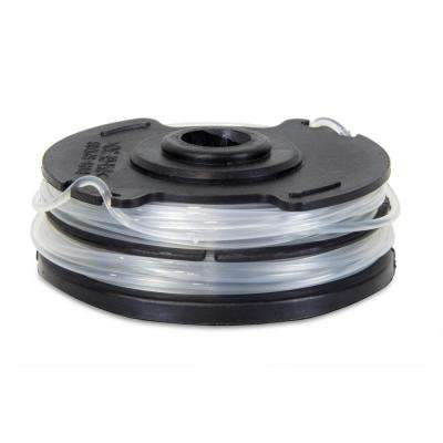 String Trimmer Replacement Spool with 30 ft. of 0.065 Line (6-Pack)