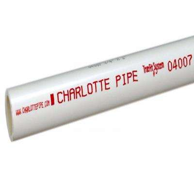 1-1/4 in. x 2 ft. PVC Sch. 40 Pipe