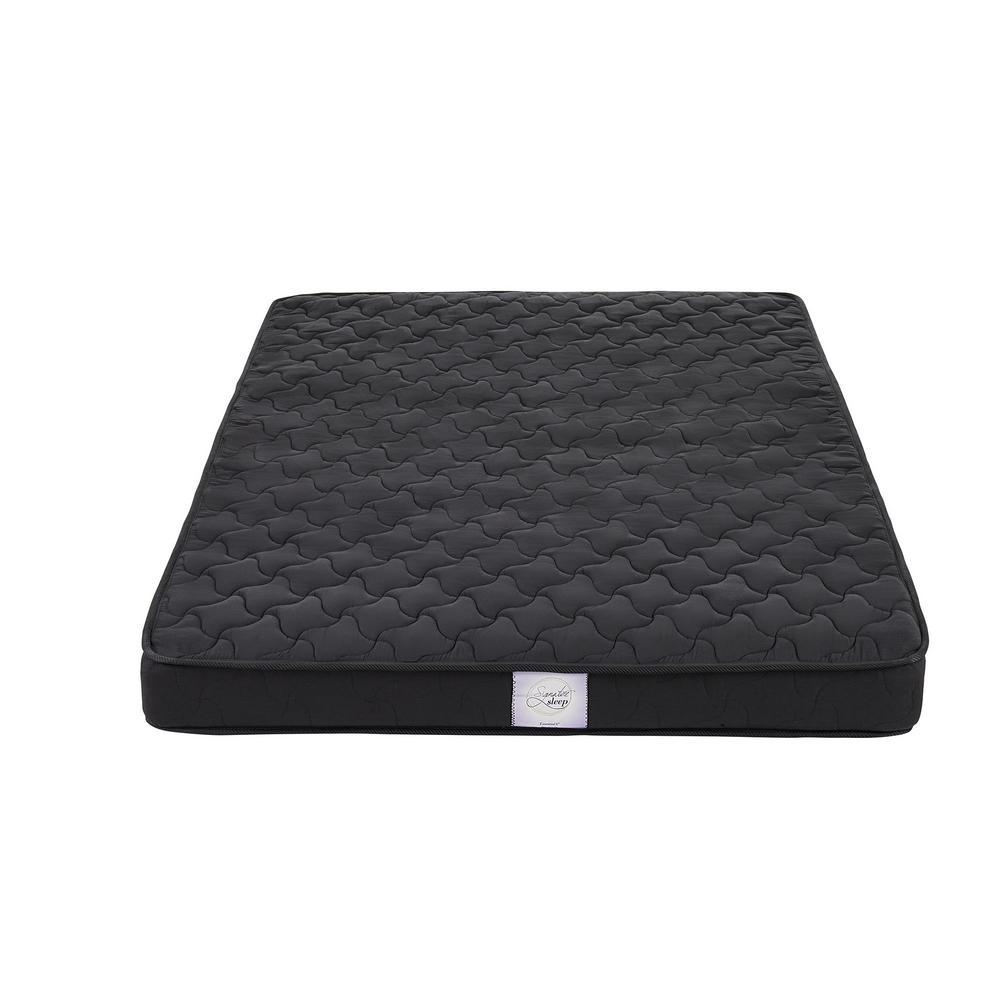 signature sleep essential 6 full medium to firm memory foam mattress 5156096 the home depot. Black Bedroom Furniture Sets. Home Design Ideas