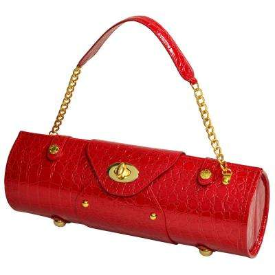 Red Wine Carrier and Purse