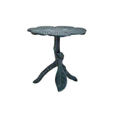 Antique Cast Aluminum Butterfly Patio Table