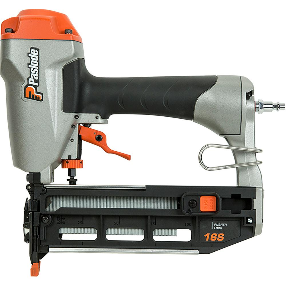 Paslode Pneumatic 16-Gauge Straight Finish Nailer