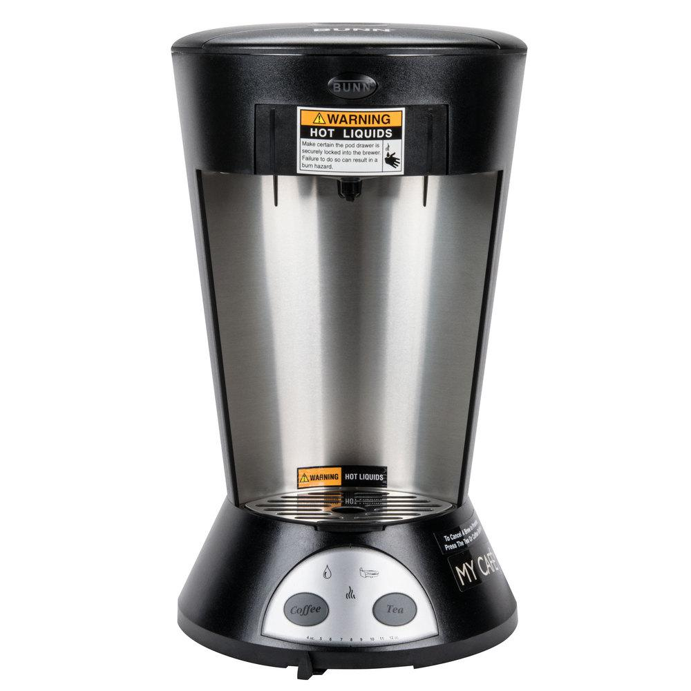 Bunn My Cafe Automatic Commercial-Grade Pod Brewer