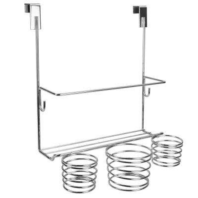 6.25 in. Over-the-Cabinet Hair Tool Organizer