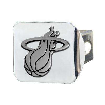 Miami Heat Class III Hitch Cover