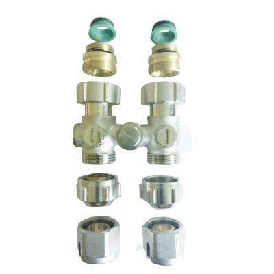 EZ Kit with Straight Bypass Valve